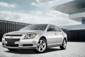 Photo of Chevrolet Malibu LS Sedan