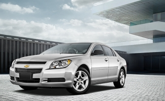 Photo of Chevrolet Malibu LS Sedan