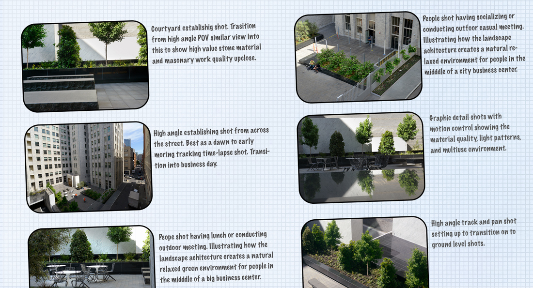 Architecture Video Planning & Production