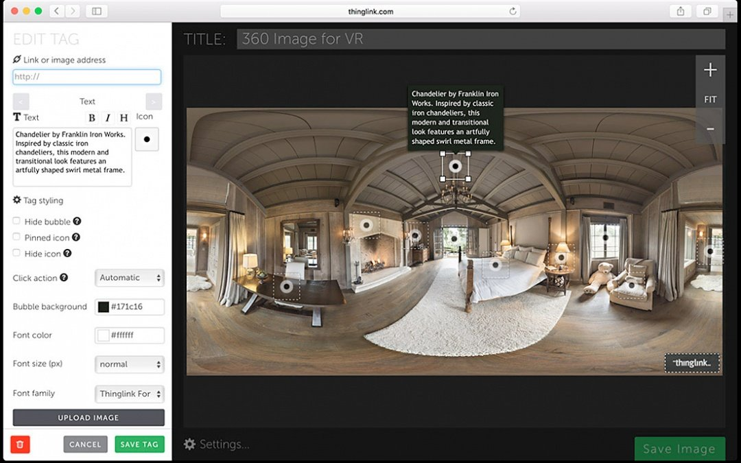 Discover 360 VR Content Production for Mobile VR Platform