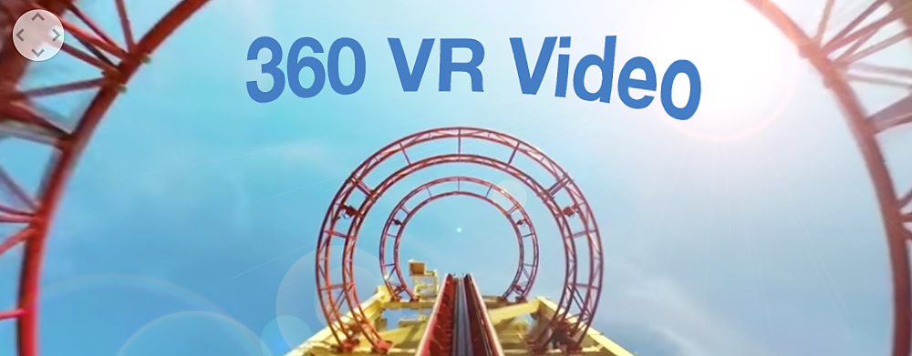 Virtual Reality Production with 360 video