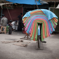 Colorful India travel photography