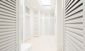 Architecture Photography of Luxury Closet