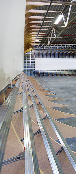 cyc wall steel