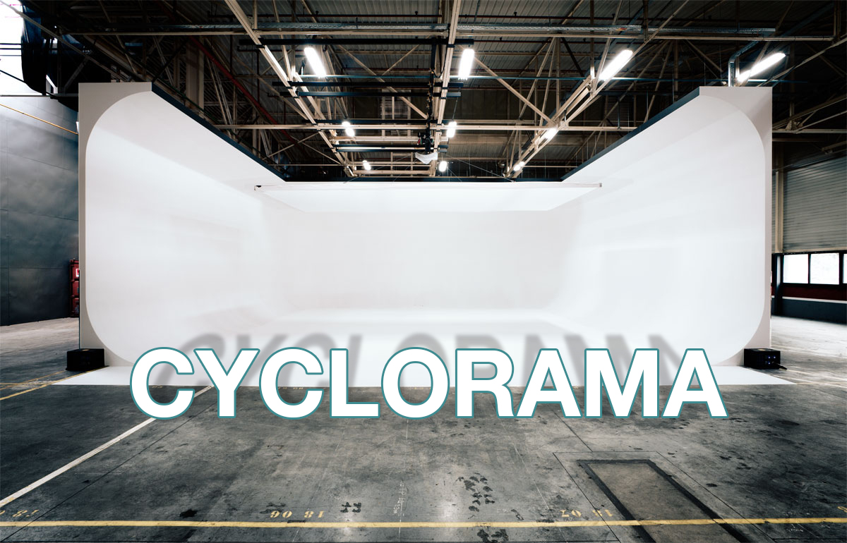 How to Build a Commercial Photography Studio Cyc Wall