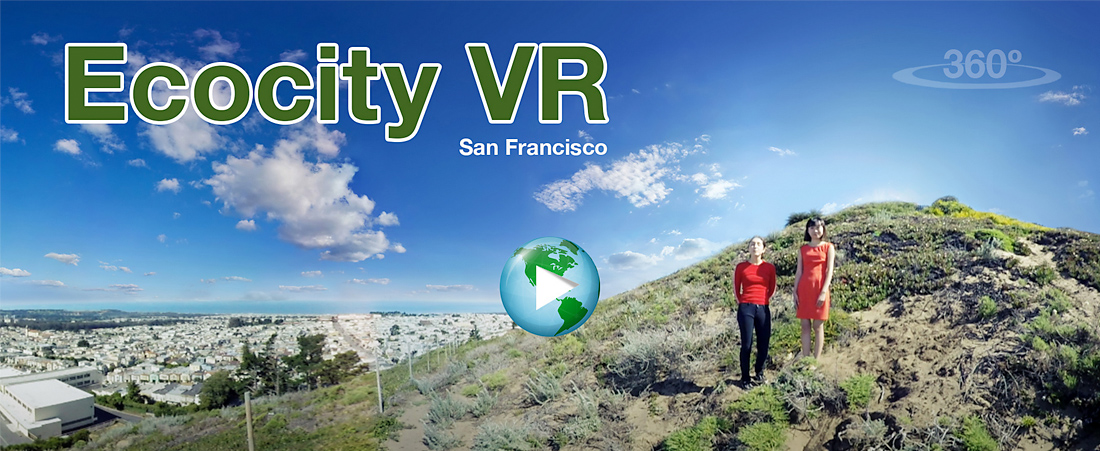360 VR Video for Sustainable City Education