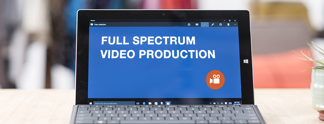 Gorgeous Full Spectrum Video Production Robot