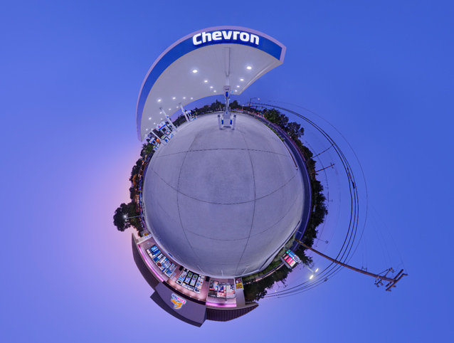 Chevron 360 Virtual Tour