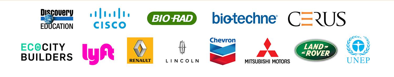 media production company logos