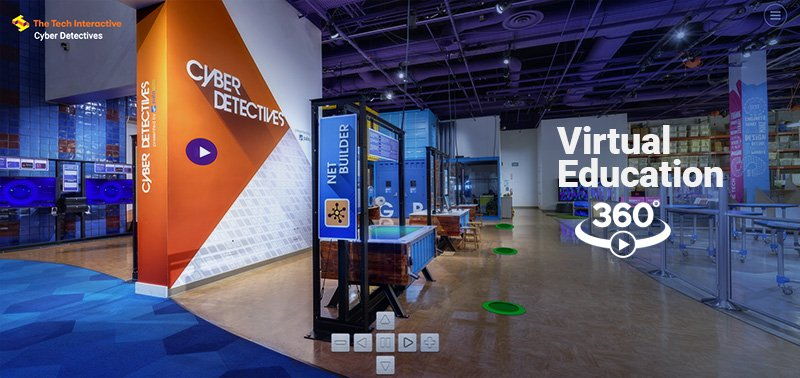 Improve Virtual Education with Intriguing Virtual Tours