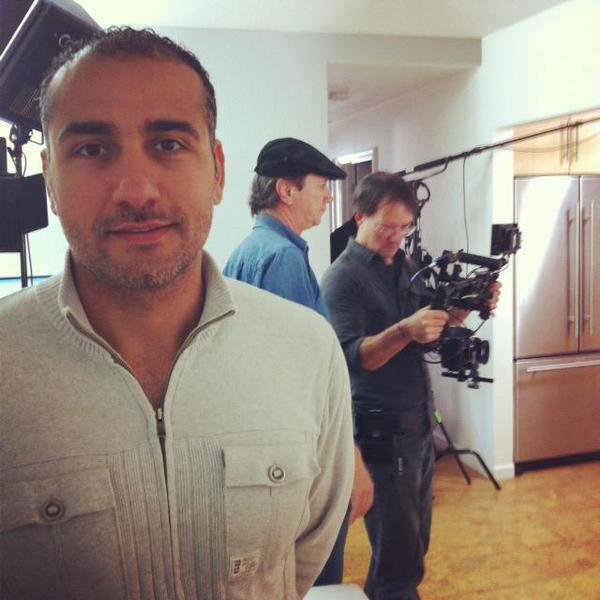 film collective actor on-set